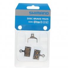 SHIMANO Metal K04S Brake Pads disc