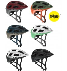 SCOTT Vivo PLUS Mips MTB helmet 2019