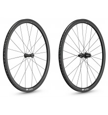 DT SWISS PRC 1400 SPLINE 35 DISC pair wheel