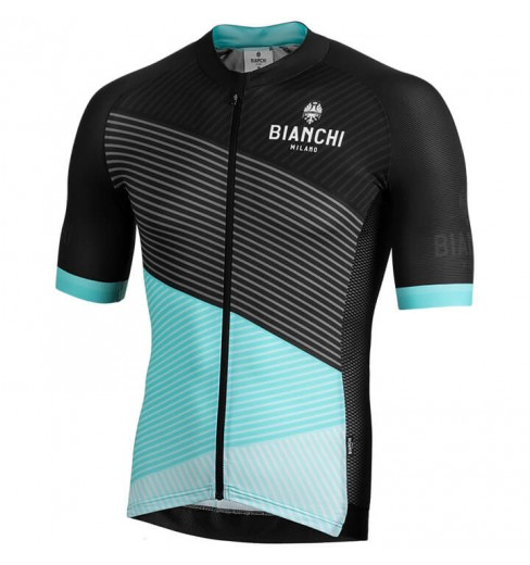 afb6549d7 BIANCHI MILANO Bisceglie men s short sleeve jersey 2019 CYCLES ET SPORTS