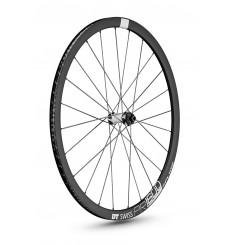 DT SWISS PR 1600 SPLINE 32 DISC road front wheel