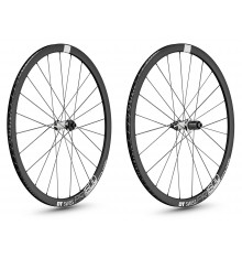 DT SWISS PR 1600 SPLINE 32 DISC road wheelset