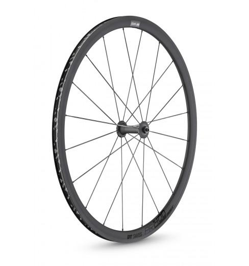 DT SWISS PR 1400 Dicut 32 OXIC road front wheel
