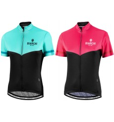BIANCHI MILANO maillot manches courtes femme Ginosa 2019