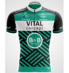 VITAL CONCEPT maillot cycliste 2019