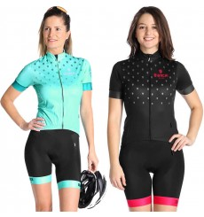 BIANCHI MILANO Isca Avola summer woman cycling set 2019