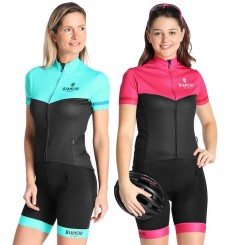 BIANCHI MILANO Ginosa Avola summer woman cycling set 2019