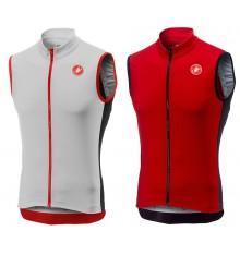 CASTELLI Entrata 3 FZ men's sleeveless jersey 2019