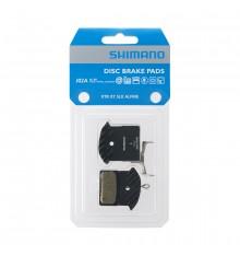 SHIMANO J02A MTB resine disc brake pads