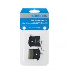 Plaquettes de freins à disque VTT SHIMANO J02A résine