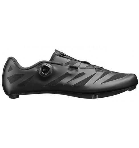 MAVIC Cosmic Ultimate SL black men's road cycling shoes 2019