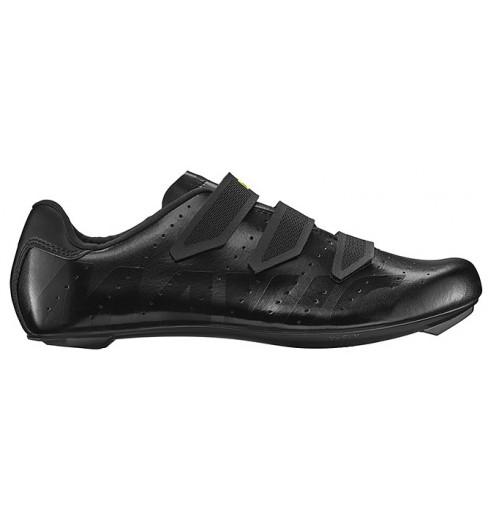 MAVIC Cosmic black men's road cycling shoes 2019