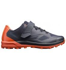 Chaussures VTT MAVIC XA Elite II noir / orange 2019