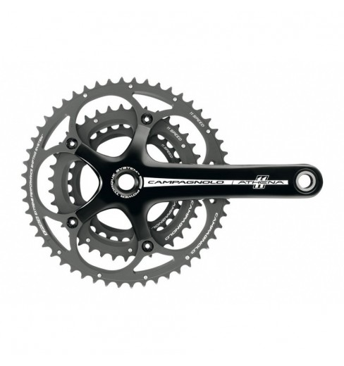 CAMPAGNOLO Athena triple, 11 speeds crankset