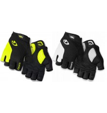 GIRO Strade Dure Supergel short finger gloves 2019