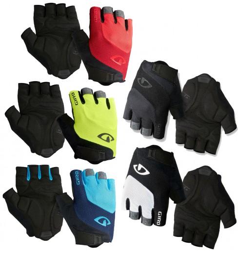 GIRO gants cyclistes Bravo Gel 2019
