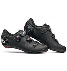 SIDI Ergo 5 Carbon Composite matt black road cycling shoes 2021