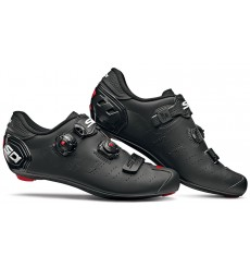 SIDI Ergo 5 Carbon Composite matt black road cycling shoes 2019