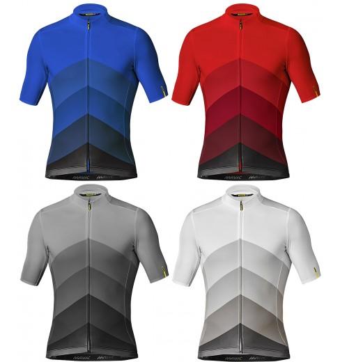 MAVIC COSMIC GRADIANT men's road cycling jersey 2019