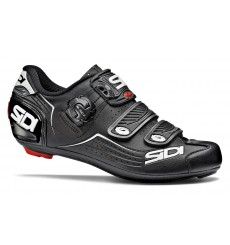 SIDI Alba black women's road cycling shoes