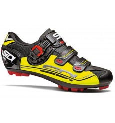 Chaussures VTT SIDI Eagle 7 SR noir / jaune 2019