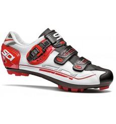 Chaussures VTT SIDI Eagle 7 SR blanc noir rouge 2019