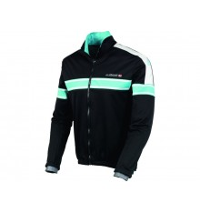 BJORKA black / blue winter jacket