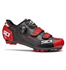 Chaussures VTT homme SIDI TRACE noir / rouge