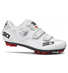 Chaussures VTT homme SIDI TRACE blanc