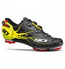 Chaussures VTT SIDI Tiger Carbon noir mat jaune
