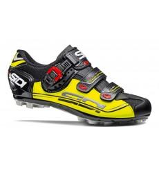 Chaussures VTT SIDI Eagle 7 noir jaune 2017