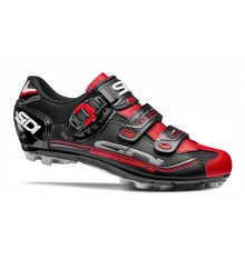 SIDI Eagle 7 black red MTB Shoes 2017