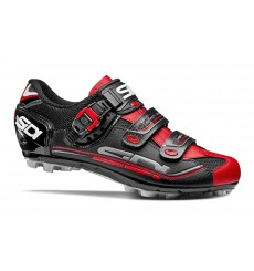 Chaussures VTT SIDI Eagle 7 noir rouge 2017