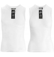 ASSOS maillot sous-vêtement sans manches ajouré skinFoil été