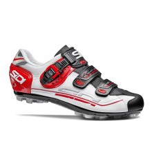 SIDI Eagle 7 white black red MTB Shoes 2017