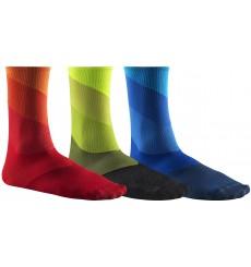 MAVIC Graphic Stripes cycling socks