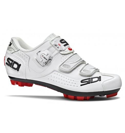 Chaussures VTT femme SIDI TRACE blanc