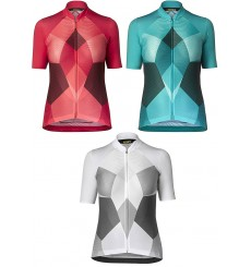 Maillot manches courtes femme Mavic Sequence Pro 2019