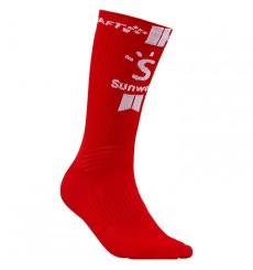 SUNWEB cycling socks 2019