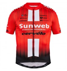 SUNWEB kid short sleeves jersey 2019