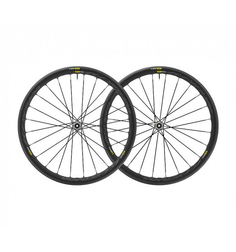 MAVIC Ksyrium Elite UST DISC road wheelset 2019