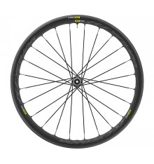 MAVIC Ksyrium Elite UST DISC road front wheel 2019