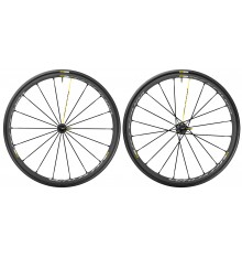 MAVIC Ksyrium Pro Exalith road back wheel