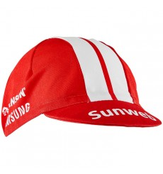 SUNWEB summer cycling cap 2019