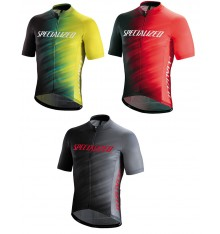 Maillot manches courtes homme SPECIALIZED RBX Comp Logo Faze 2019
