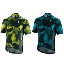 Maillot vélo manches courtes SPECIALIZED RBX Comp Camo 2019