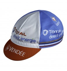TOTAL DIRECT ENERGIE summer cycling cap 2019