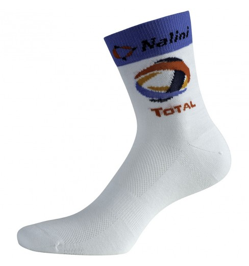 TOTAL DIRECT ENERGIE chaussettes cyclistes 2019