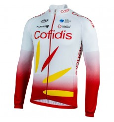 COFIDIS long sleeve jersey 2019