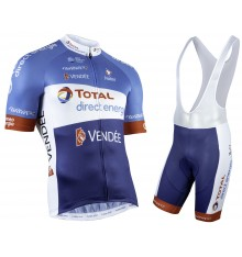 TOTAL DIRECT ENERGIE tenue cycliste 2019